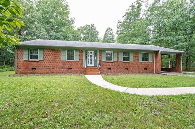 12239 Winns Church Road, Glen Allen, VA 23059 (MLS #2117871) :: EXIT First Realty