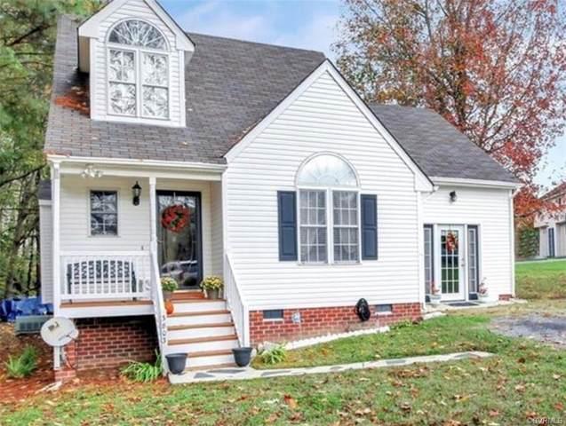3803 Plantation Place, Dinwiddie, VA 23803 (MLS #2117873) :: Treehouse Realty VA