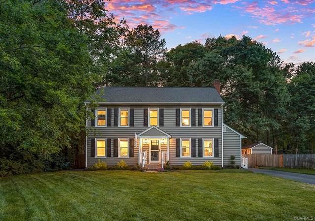 2500 Brookstone Lane, Henrico, VA 23233 (MLS #2117880) :: Village Concepts Realty Group