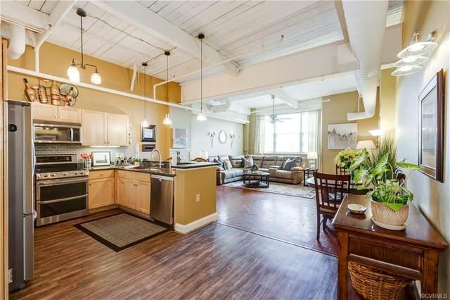 306 N 26th Street U213, Richmond, VA 23223 (MLS #2117882) :: Village Concepts Realty Group