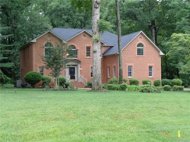 9257 Royal Grant Drive, Mechanicsville, VA 23116 (MLS #2117890) :: Village Concepts Realty Group
