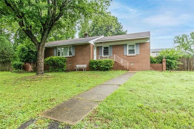 545 Pleasant, Hopewell, VA 23860 (MLS #2117898) :: Treehouse Realty VA