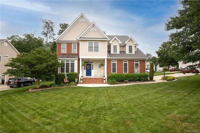 12324 Hampton Crossing Drive, Chesterfield, VA 23832 (MLS #2117900) :: Small & Associates