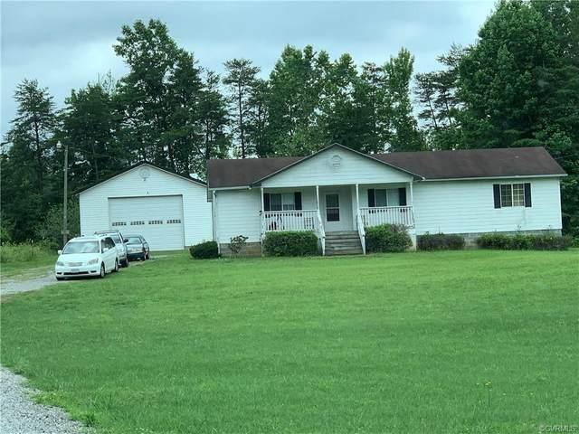3001 Davis Mill Road, Goochland, VA 23063 (MLS #2117904) :: Village Concepts Realty Group