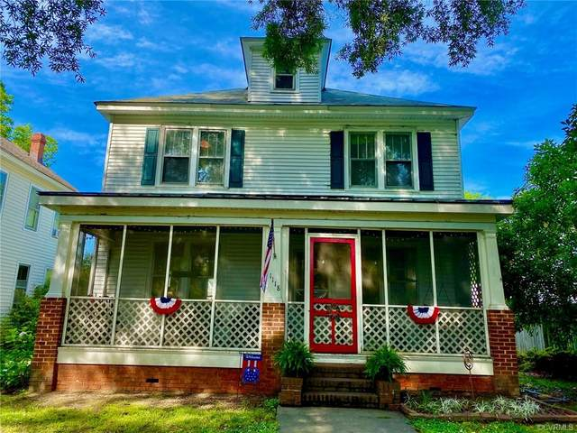 1118 Main Street, West Point, VA 23181 (MLS #2117911) :: EXIT First Realty