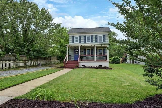 1332 Poquoson Avenue, Poquoson, VA 23662 (#2117951) :: Abbitt Realty Co.