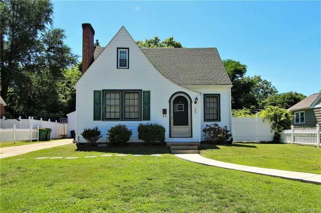 106 Prince George Avenue, Hopewell, VA 23860 (MLS #2117957) :: Small & Associates