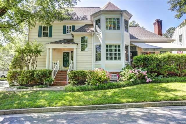 11212 Wellesley Terrace Court, Henrico, VA 23233 (MLS #2117960) :: Small & Associates