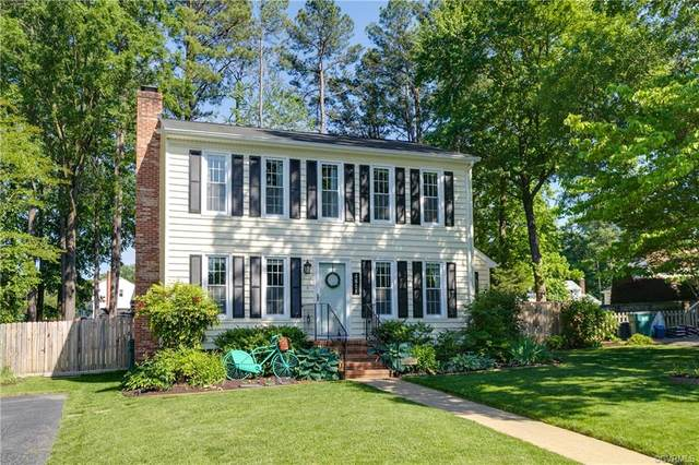 4811 Candlelight Place, Glen Allen, VA 23060 (MLS #2117973) :: EXIT First Realty