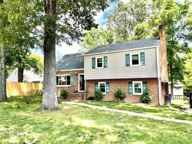 11160 Olympic Road, Richmond, VA 23235 (MLS #2117997) :: EXIT First Realty