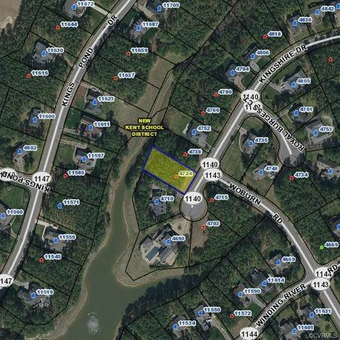 4724 Kingshire Drive, Providence Forge, VA 23140 (MLS #2117998) :: EXIT First Realty