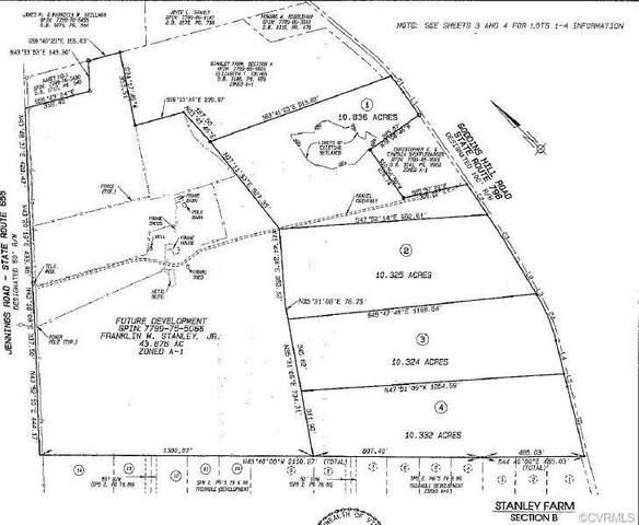 12185 Goddins Hill (10.33 +/-Ac Lot 4) Road, Ashland, VA 23005 (MLS #2118028) :: Village Concepts Realty Group
