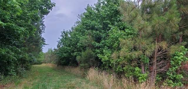 7017 Claiborne Road, Sutherland, VA 23885 (MLS #2118035) :: Treehouse Realty VA