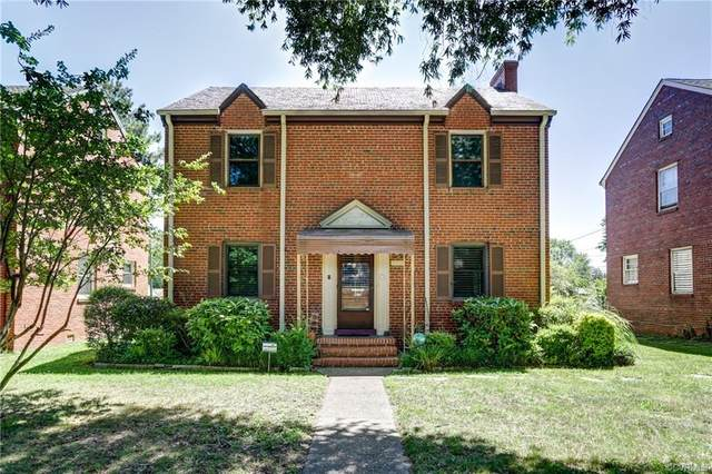 3313 Edgewood Avenue, Richmond, VA 23222 (MLS #2118039) :: EXIT First Realty