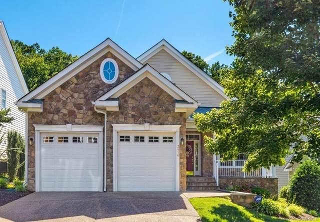 3416 Rivanna Drive, Richmond, VA 23235 (MLS #2118044) :: EXIT First Realty