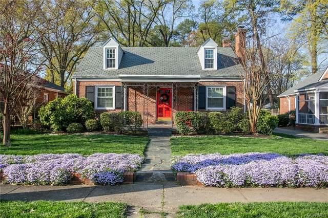 4901 W Franklin Street, Richmond, VA 23226 (MLS #2118050) :: Small & Associates
