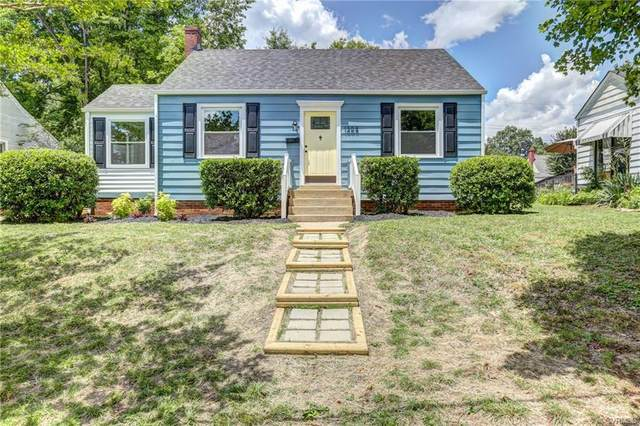 1308 S Meadow Street, Richmond, VA 23220 (MLS #2118069) :: Small & Associates