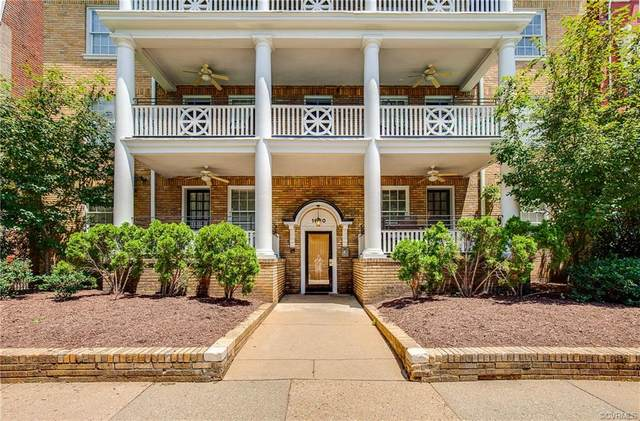 1630 W Monument Avenue U10, Richmond, VA 23220 (MLS #2118070) :: Village Concepts Realty Group