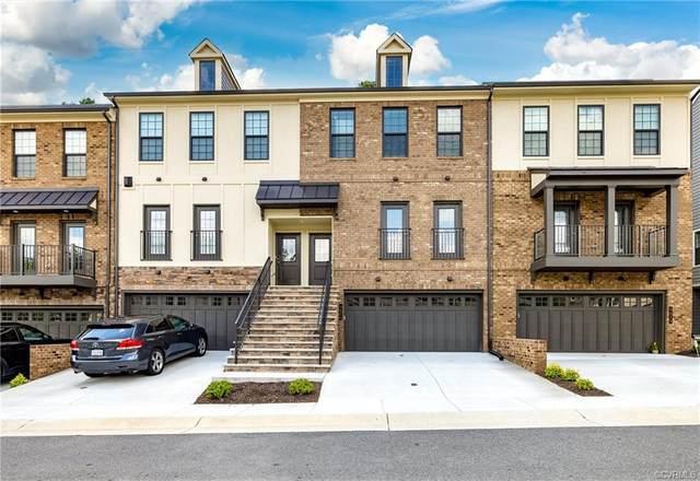 4624 Broad Hill Drive, Henrico, VA 23233 (MLS #2118078) :: Small & Associates