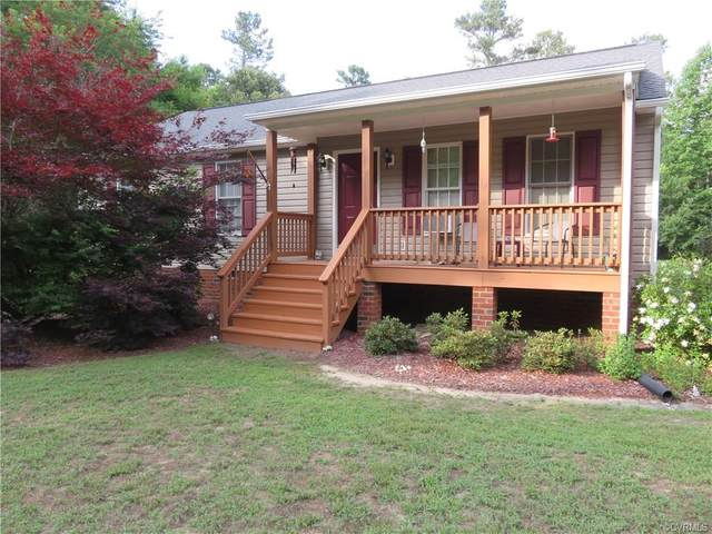 4097 Wakema Road, West Point, VA 23181 (MLS #2118085) :: EXIT First Realty