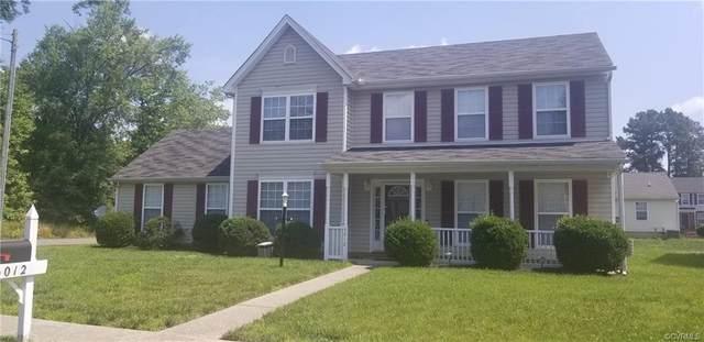 5012 Fernbrook Place, Richmond, VA 23224 (MLS #2118087) :: EXIT First Realty