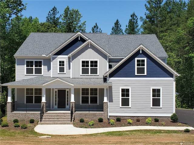3589 Lyons Run, Powhatan, VA 23139 (MLS #2118091) :: Village Concepts Realty Group
