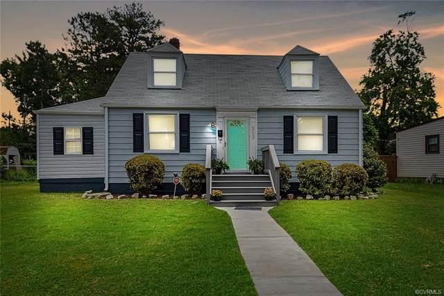 503 Patrick Avenue, Richmond, VA 23222 (MLS #2118099) :: Small & Associates