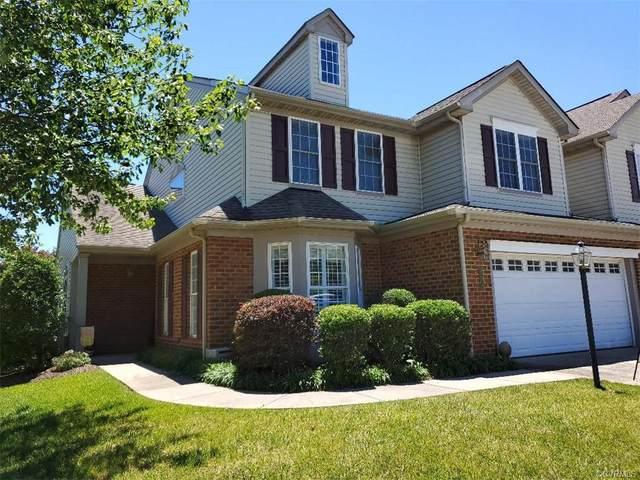 3501 Warsaw Terrace, Glen Allen, VA 23060 (MLS #2118110) :: EXIT First Realty