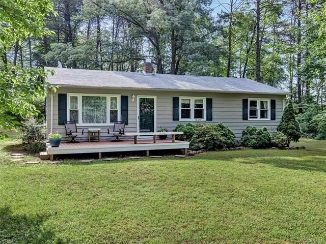 145 Agee Lane, Cumberland, VA 23040 (MLS #2118111) :: Treehouse Realty VA