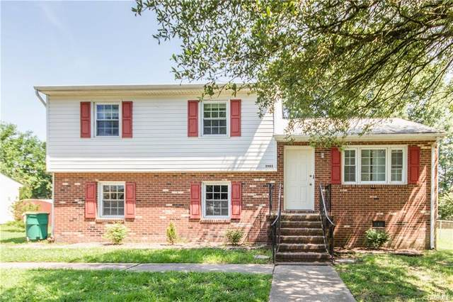 3903 Williamsburg Drive, Hopewell, VA 23860 (MLS #2118132) :: Village Concepts Realty Group