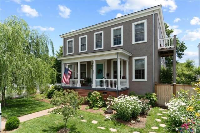 425 N 32nd Street, Richmond, VA 23223 (MLS #2118145) :: The RVA Group Realty