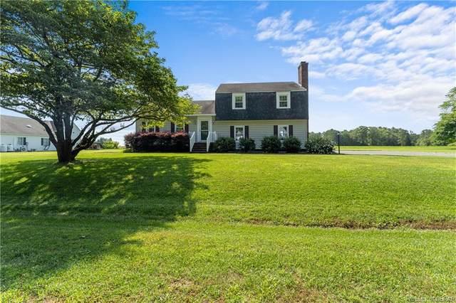 179 E Circle Drive, Tappahannock, VA 22560 (MLS #2118155) :: Treehouse Realty VA