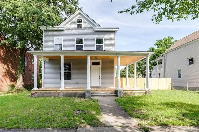 3310 2nd Avenue, Richmond, VA 23222 (MLS #2118159) :: Treehouse Realty VA