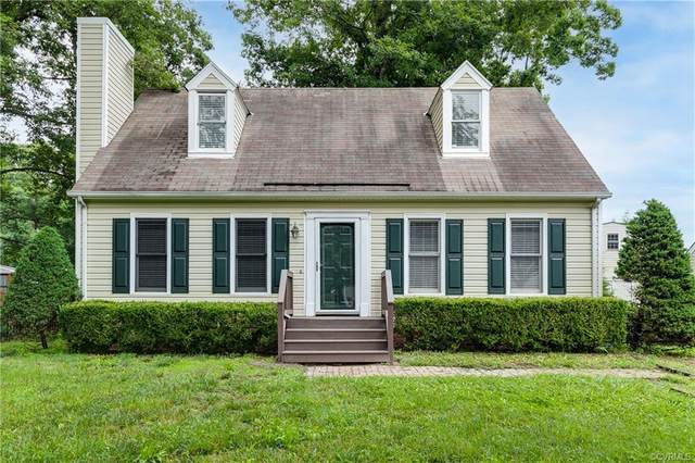 10105 Berrymeade Place, Henrico, VA 23060 (MLS #2118162) :: Village Concepts Realty Group