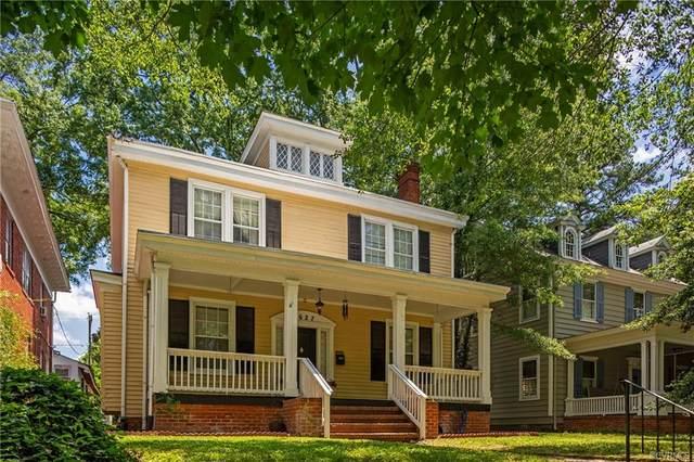 1627 Berkeley Avenue, Petersburg, VA 23805 (MLS #2118167) :: Village Concepts Realty Group