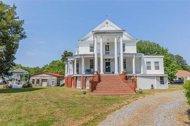 10941 Buckley Hall Road, Mathews, VA 23109 (MLS #2118192) :: Small & Associates