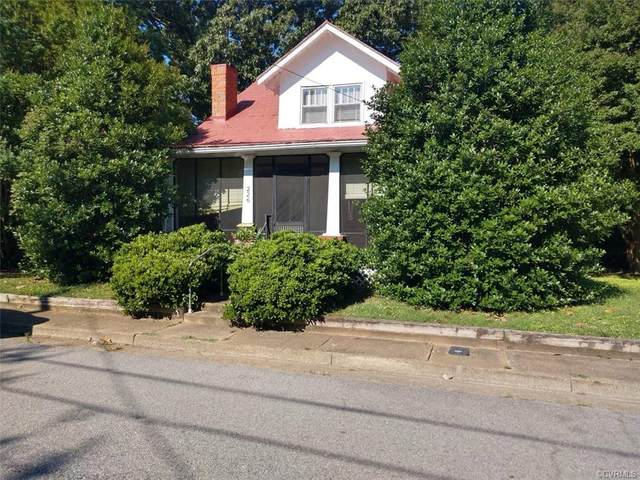 226 S 13th Avenue, Hopewell, VA 23860 (MLS #2118196) :: Treehouse Realty VA