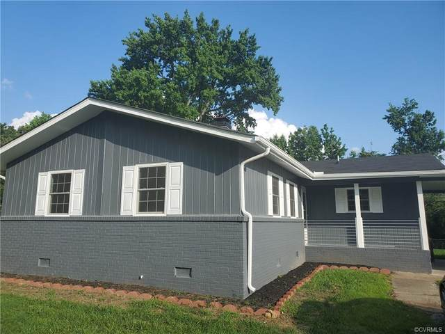 5503 Annette Drive, Sandston, VA 23150 (MLS #2118200) :: Small & Associates