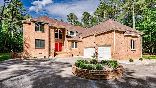 11090 Pocahontas Trail, Providence Forge, VA 23140 (MLS #2118201) :: EXIT First Realty