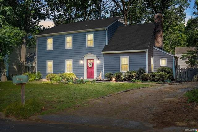 1816 Red Queen Court, Chesterfield, VA 23235 (MLS #2118204) :: The RVA Group Realty