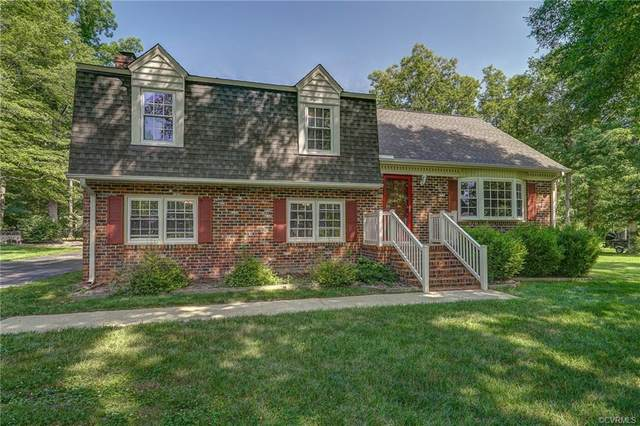10983 Linderwood Drive, Mechanicsville, VA 23116 (MLS #2118208) :: Treehouse Realty VA