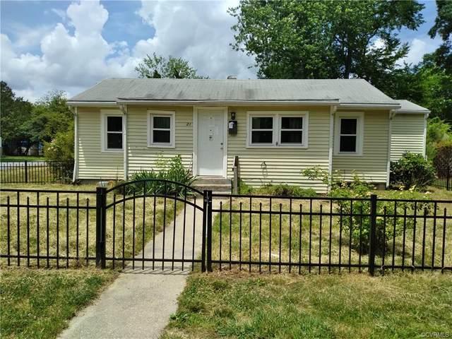 21 Kemper Court, Sandston, VA 23150 (MLS #2118210) :: EXIT First Realty