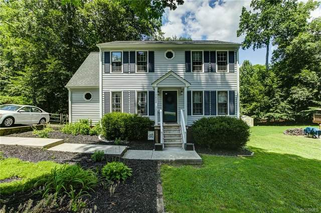 7510 Flag Tail Drive, Chesterfield, VA 23112 (MLS #2118211) :: The RVA Group Realty