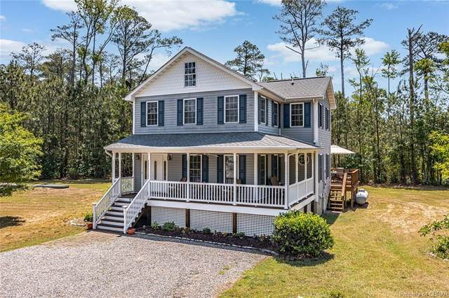 305 Brightwaters Drive, White Stone, VA 22578 (MLS #2118221) :: The Redux Group
