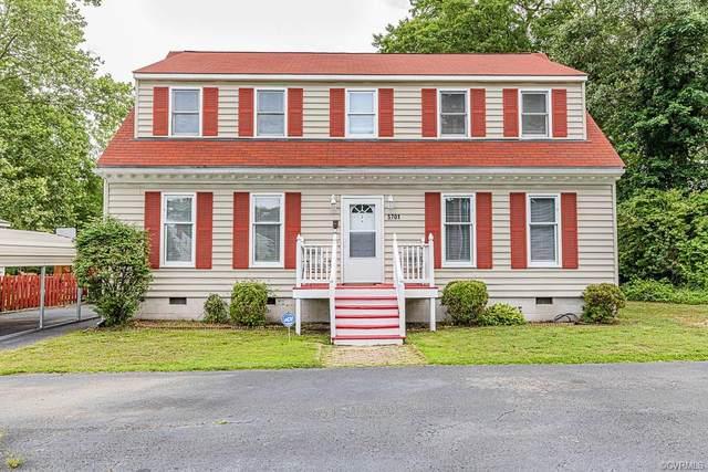 5701 Cedar Croft Street, Henrico, VA 23228 (MLS #2118225) :: EXIT First Realty