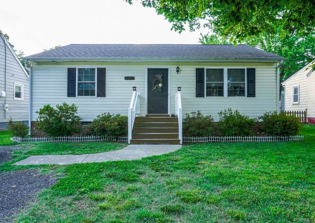 224 S Fern Avenue, Highland Springs, VA 23075 (MLS #2118229) :: EXIT First Realty
