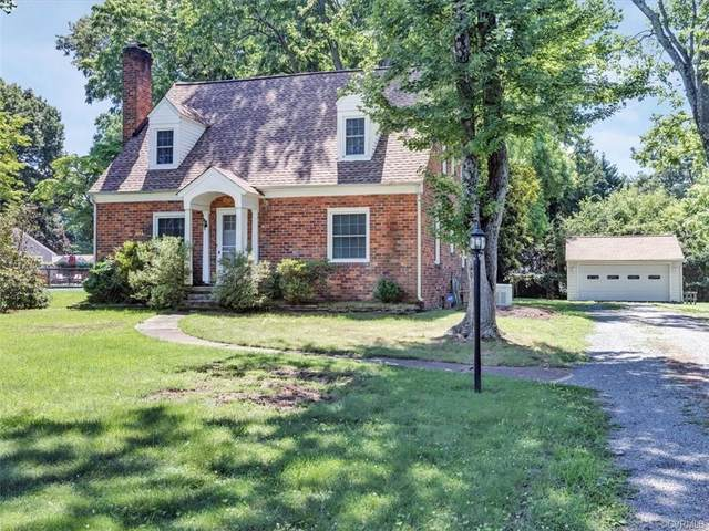 9061 Craney Island Road, Mechanicsville, VA 23116 (MLS #2118235) :: Village Concepts Realty Group