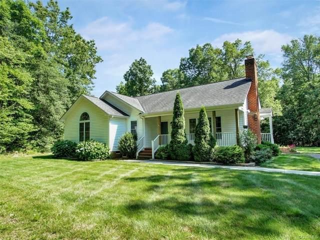 34194 Shingleton Road, Waverly, VA 23890 (MLS #2118241) :: Village Concepts Realty Group