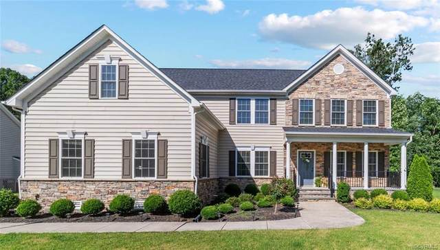 3453 Virginia Rail Drive, Providence Forge, VA 23140 (MLS #2118246) :: Village Concepts Realty Group