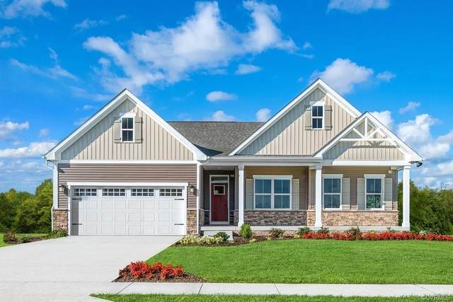 9314 Willies Way Trail, Mechanicsville, VA 23116 (MLS #2118251) :: Village Concepts Realty Group